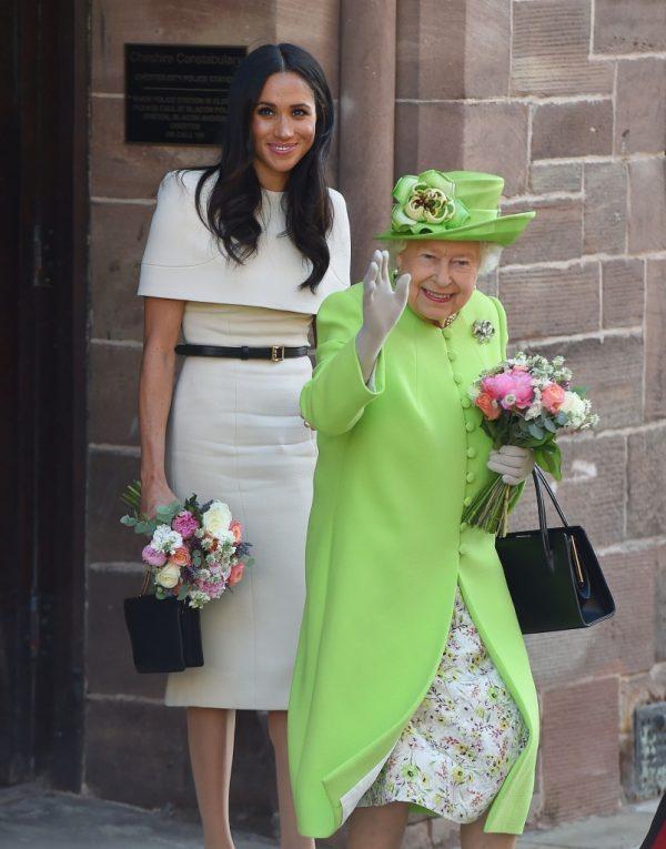 Regina Elisabeta, decizie dură în privința lui Meghan Markle și a Prințului Harry