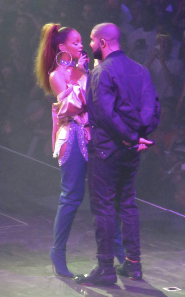 Rihanna și Drake, din nou împreună! Cum au fost surprinși cei doi