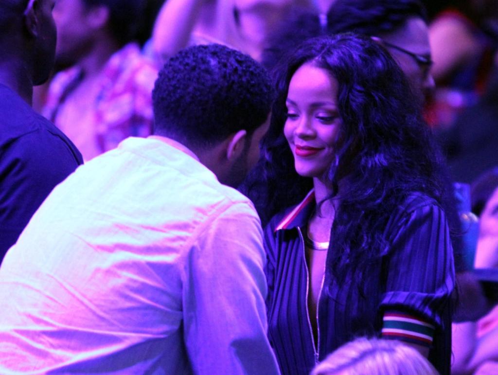 Drake și Rihanna, tachinări pe Instagram