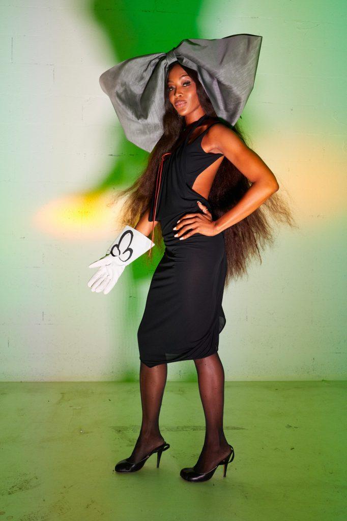 Naomi Campbell pentru Vivienne Westwood Foto: Facebook