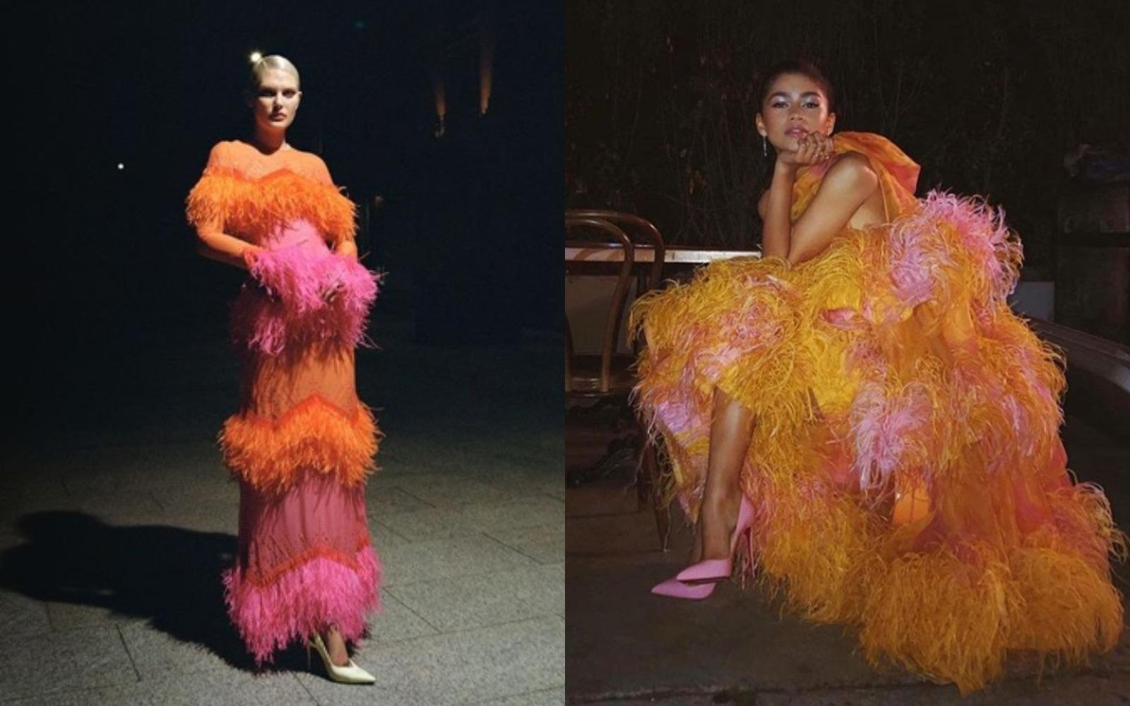 Uups! Cât de mult seamănă rochia The Attico cu rochia Marc Jacobs?