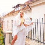 Sînziana Iacob se pregătește de nuntă! Ce rochie de mireasă și-a ales aceasta