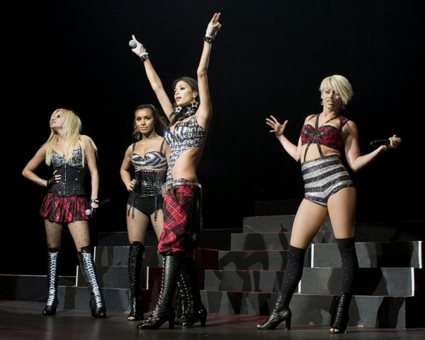 Trupa Pussycat Dolls a primit 68 de plângeri pentru cel mai recent spectacol al lor