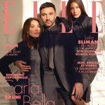 """Bella Hadid a pozat cu """"geamăna"""" sa, Carla Bruni, după ce s-au amuzat pe seama asemănărilor"""