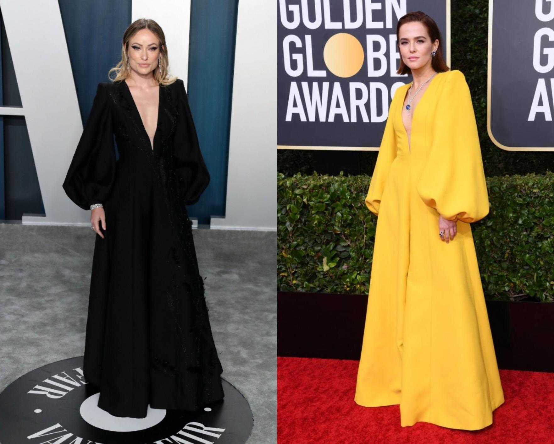 Cui îi stă mai bine: Olivia Wilde sau Zoey Deutch?