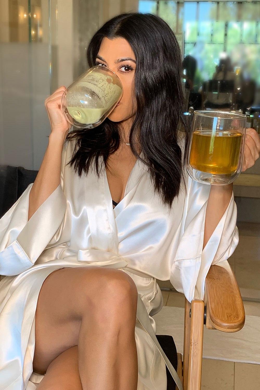 Kourtney Kardashian Poosh Foto:facebook
