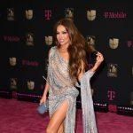 Thalia, spectaculoasă la premiile Lo Nuestro 2020, într-un maraton al ținutelor sexy!