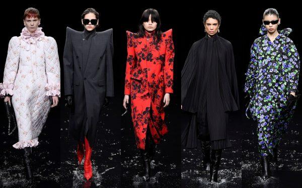 Balenciaga a prevestit apocalipsa odată cu show-ul Toamnă_ Iarnă la Paris (1)