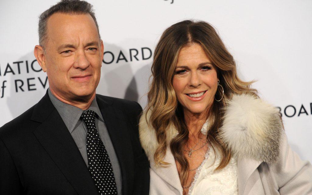 Tom Hanks și Rita Wilson s-au întors în Los Angeles