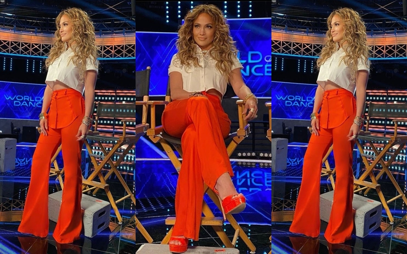 Shop the look: Jennifer Lopez