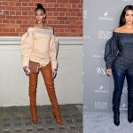 Cui îi stă mai bine: Winnie Harlow sau Kim Kardashian?