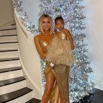 Celebrităţi care s-au asortat cu copiii lor. Cele mai inspirate ţinute matchy matchy
