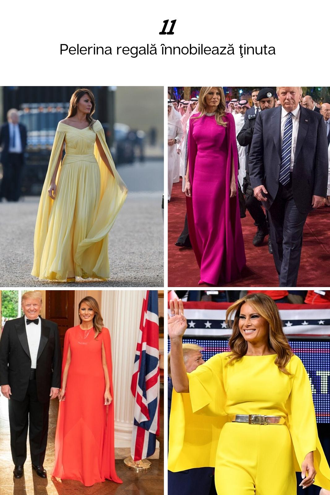 13 reguli de stil respectate de Melania Trump pentru a arăta mereu impecabil! Galerie Foto Sursa Profimedia Images srl