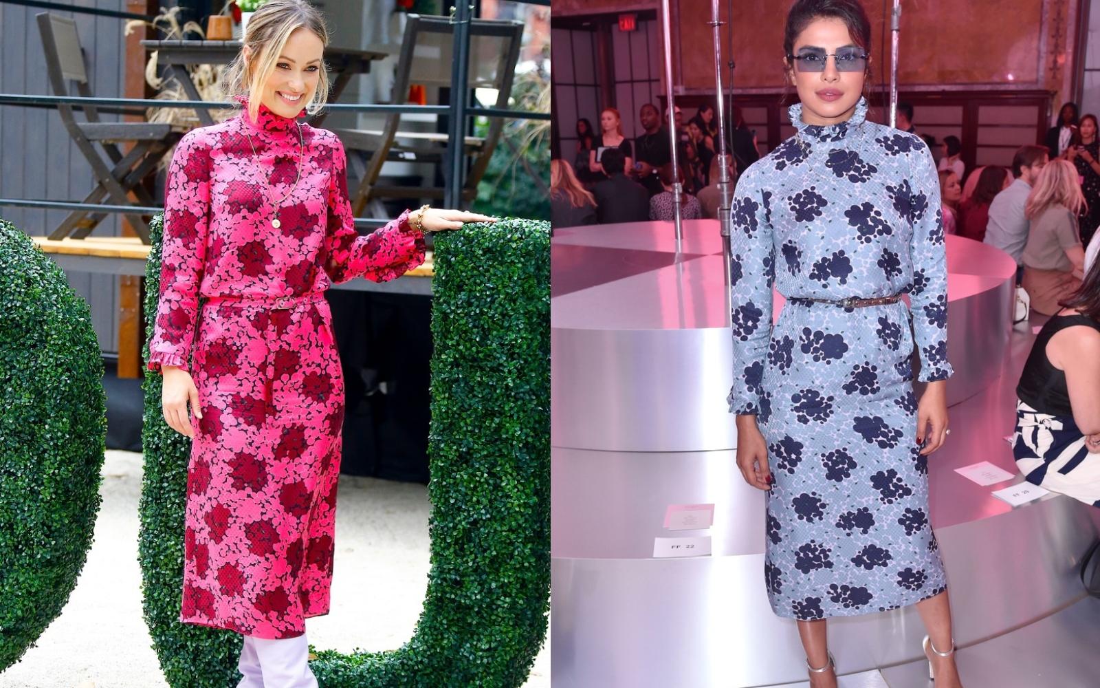 Cui îi stă mai bine: Olivia Wilde sau Priyanka Chopra?