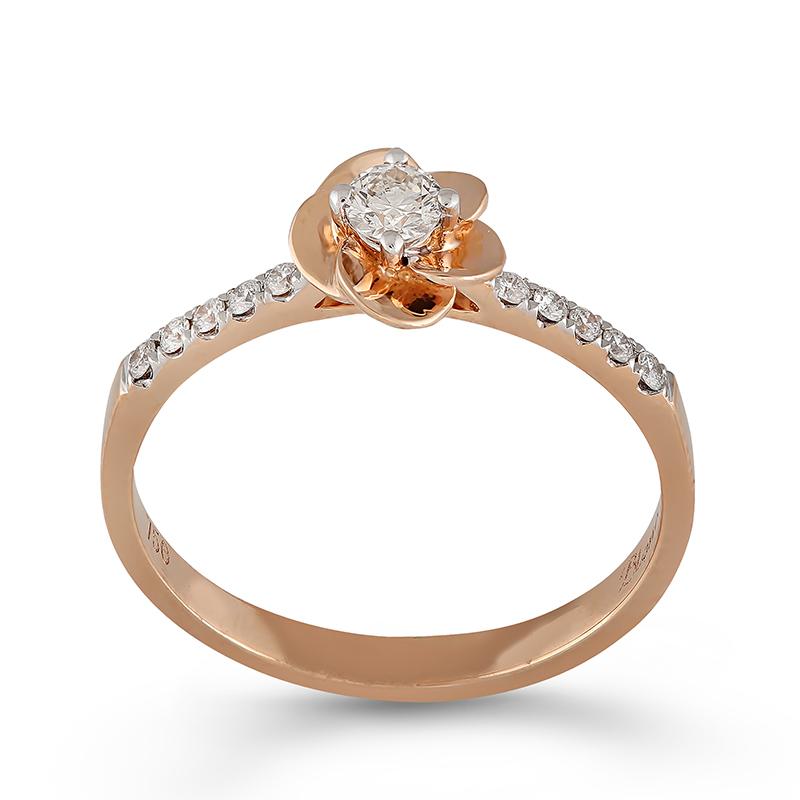 Inel de logodna inele logodna comanda online sfaturi recomandari aur alb rose gold aur roz aur alb Sursa Sabrini