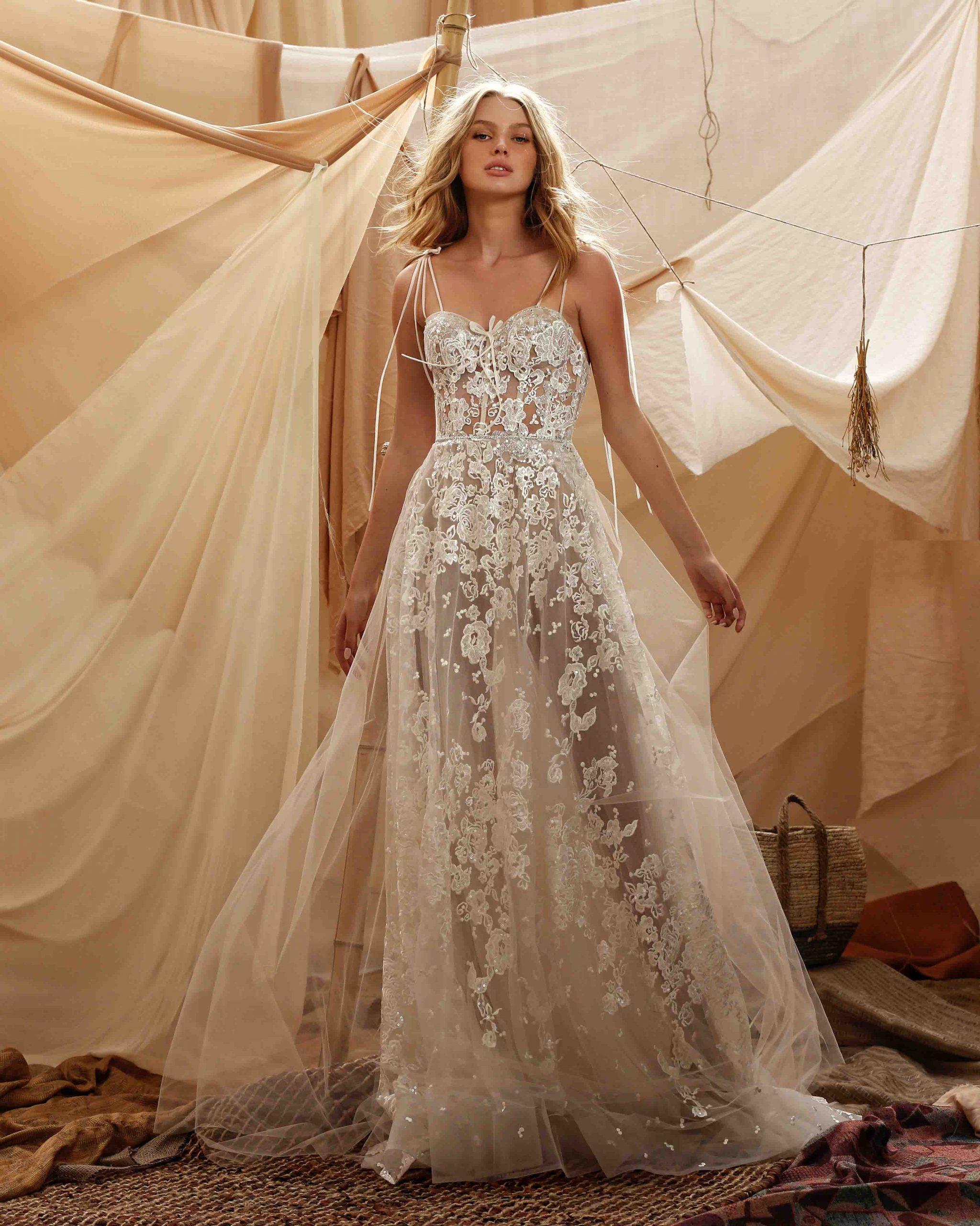 Muse by Berta Bridal SS 2021, cea mai aşteptată colecţie de rochii rochie de mireasă Sursa Berta.com