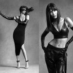 Bella Hadid, vedetă în noua campanie Helmut Lang
