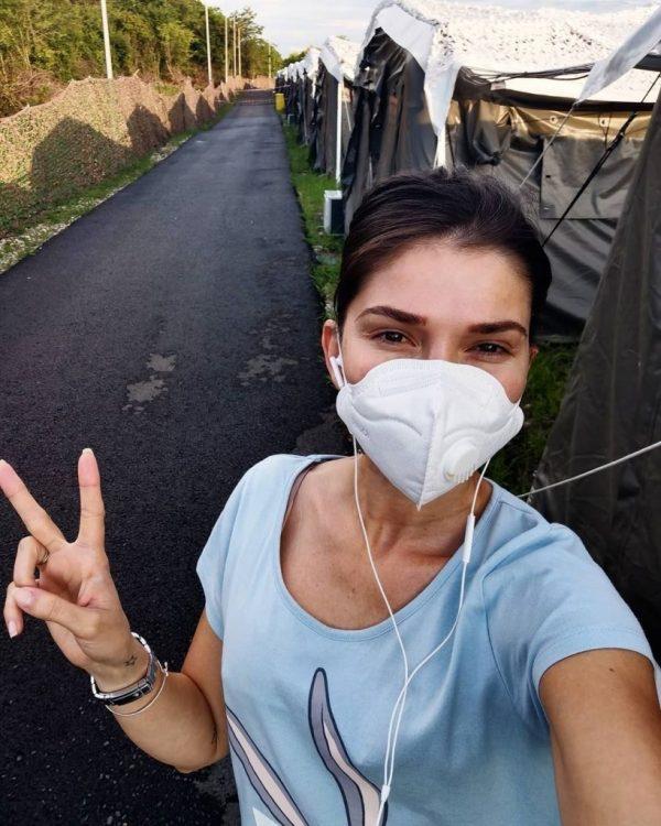 Ce experiențe neplăcute a trăit Alina Pușcaș după ce a fost infectată cu coronavirus