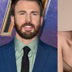 Chris Evans și Lily James formează un cuplu?