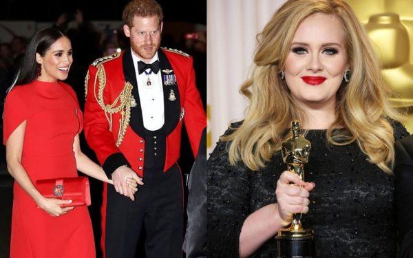 Prințul Harry petrece mult timp cu Adele! Ce se întâmplă între cei doi