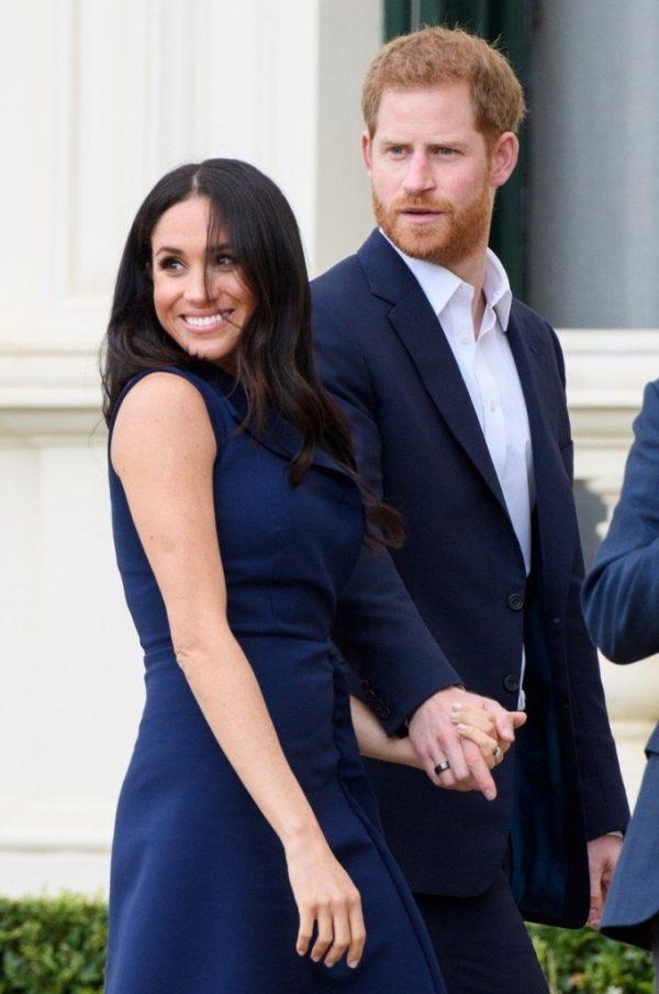 Cum au petrecut Meghan Markle și Prințul Harry ziua de naștere a Ducesei