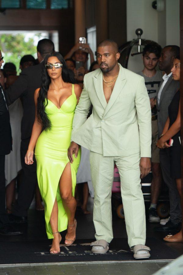 Kim Kardashian și Kanye West au plecat în vacanță! Ce destinație au ales aceștia