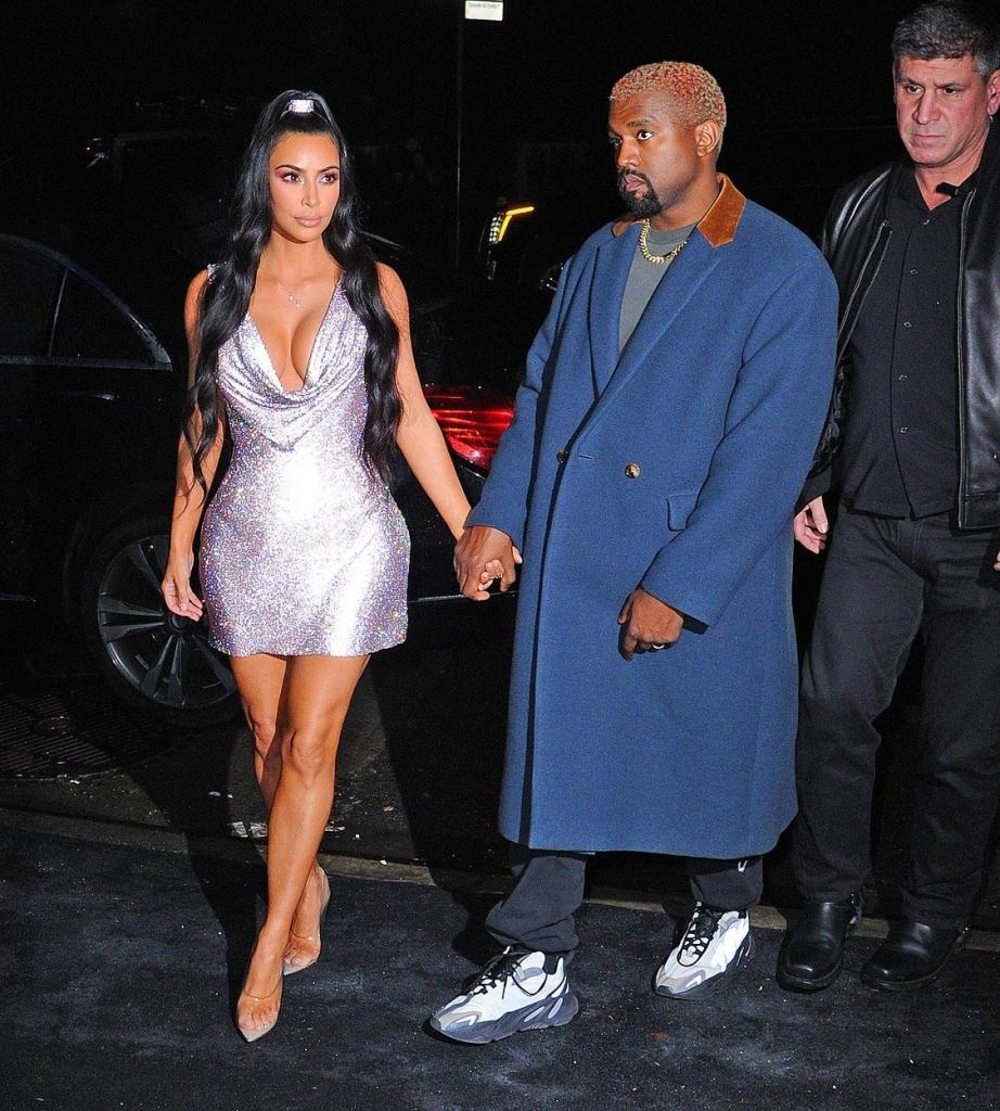 Kim Kardashian și Kanye West se înțeleg din ce în ce mai bine! Cum s-au împăcat cei doi (1)