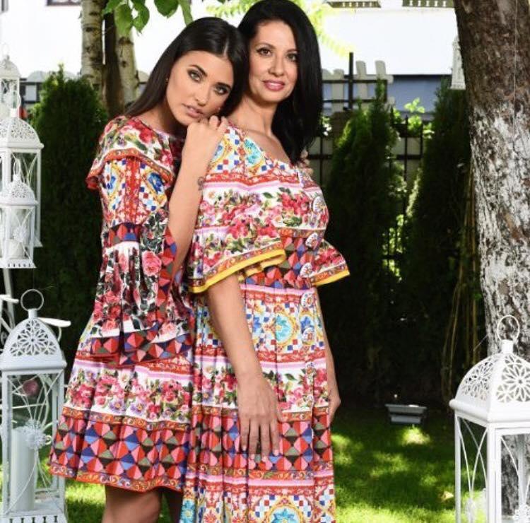 Antonia şi mama ei