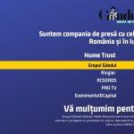 OFICIAL. Grupul Gândul, compania de presă cu cele mai citite publicații din România și în luna iulie