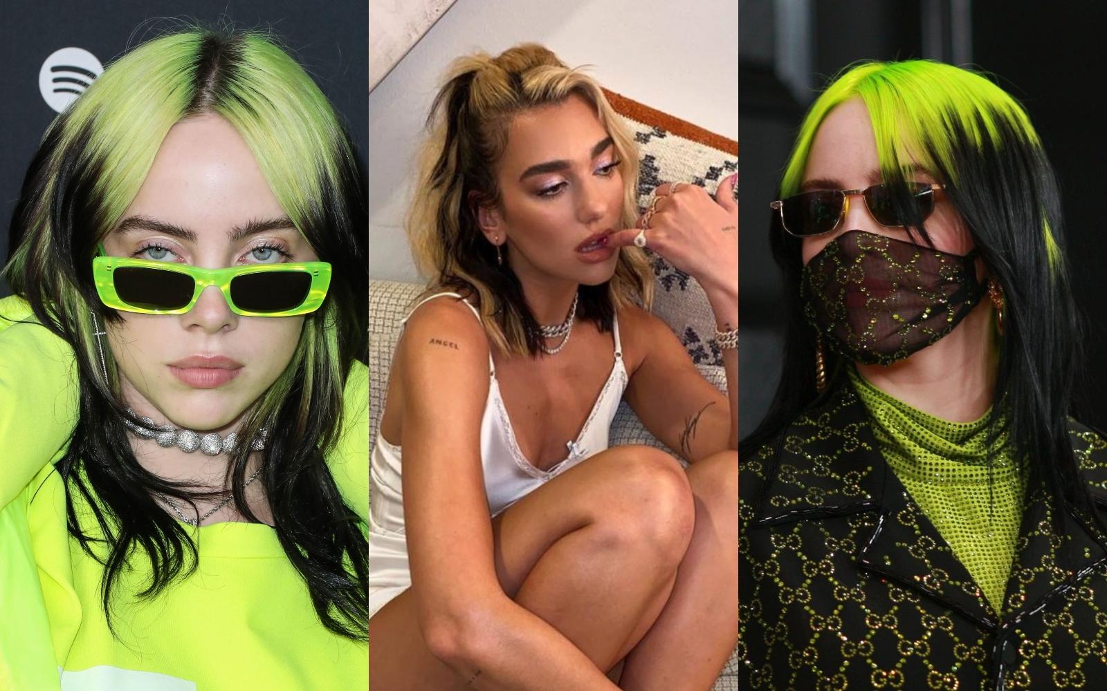 Beauty trend: părul în două culori