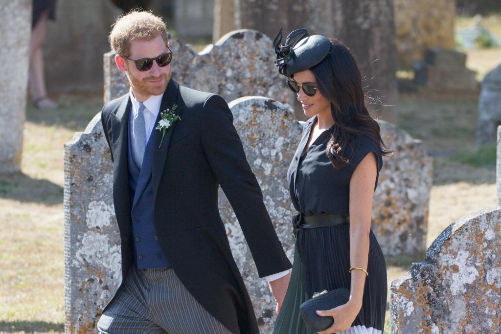 Cum a reacționat Familia Regală când s-a aflat că Meghan Markle și Prințul Harry vor lucra pentru Netflix (1)