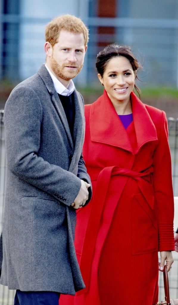 Cum a reacționat Familia Regală când s-a aflat că Meghan Markle și Prințul Harry vor lucra pentru Netflix (4)