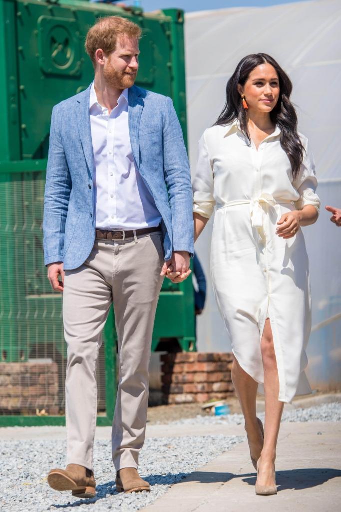 Cum a reacționat Familia Regală când s-a aflat că Meghan Markle și Prințul Harry vor lucra pentru Netflix (6)
