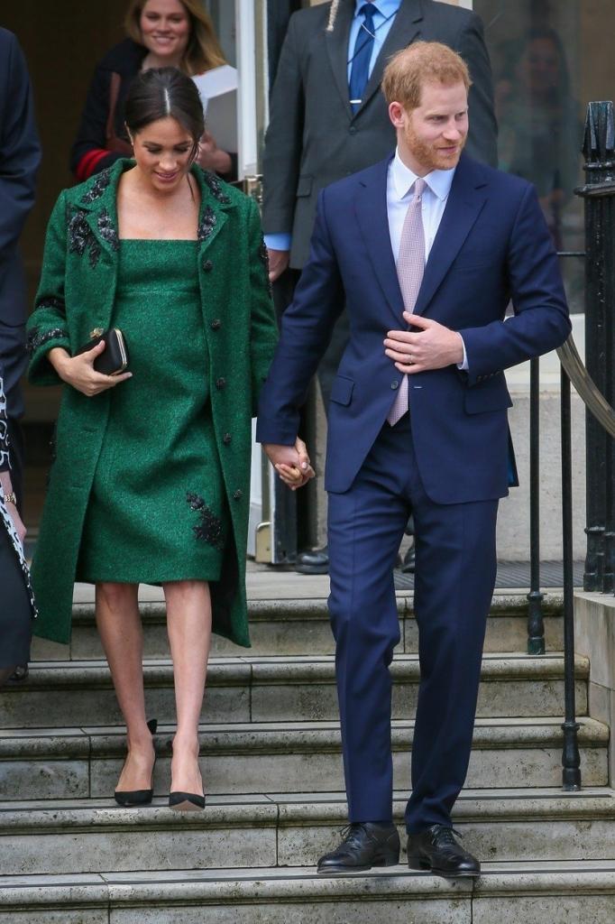 Cum a reacționat Familia Regală când s-a aflat că Meghan Markle și Prințul Harry vor lucra pentru Netflix (7)