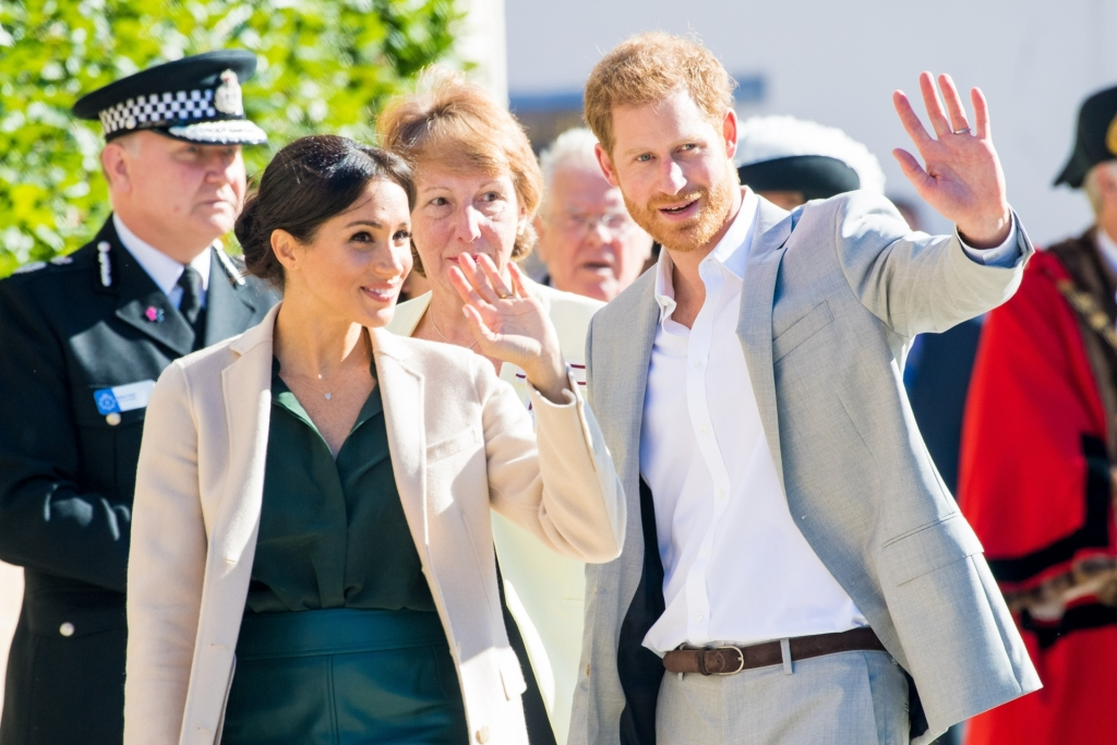 Cum a reacționat Familia Regală când s-a aflat că Meghan Markle și Prințul Harry vor lucra pentru Netflix (8)