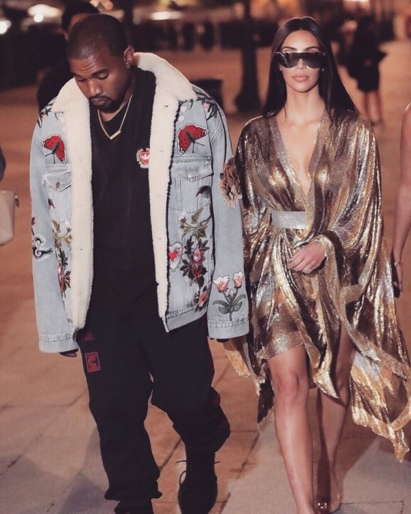 Kim Kardashian și Kanye West, în prag de divorț?