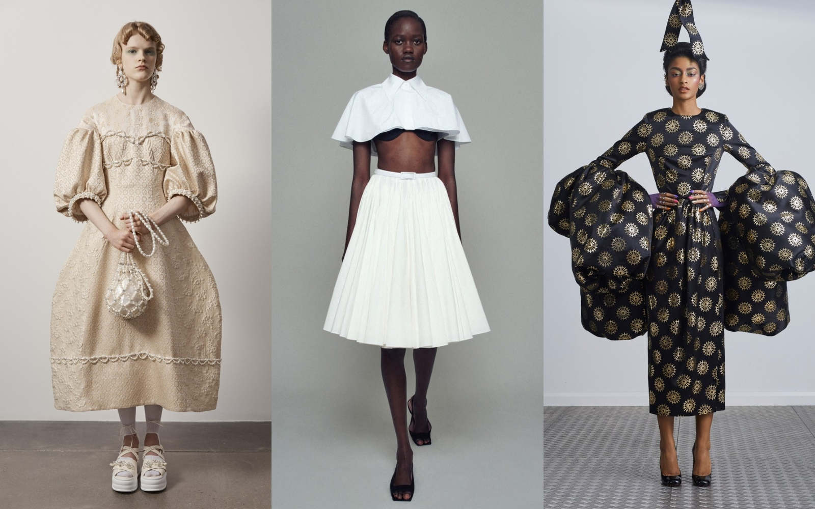 London Fashion Week: cele mai bune ținute din colecțiile de primăvară 2021