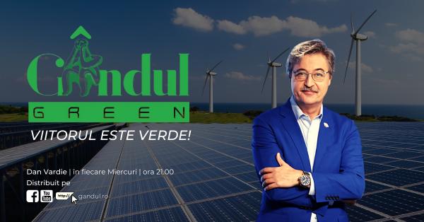 LANSARE. Gândul.ro lansează emisiunea Gândul Green cu Dan Vardie