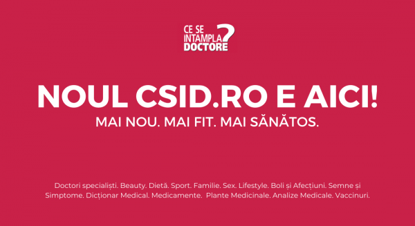 Site-ul www.csid.ro se relansează!