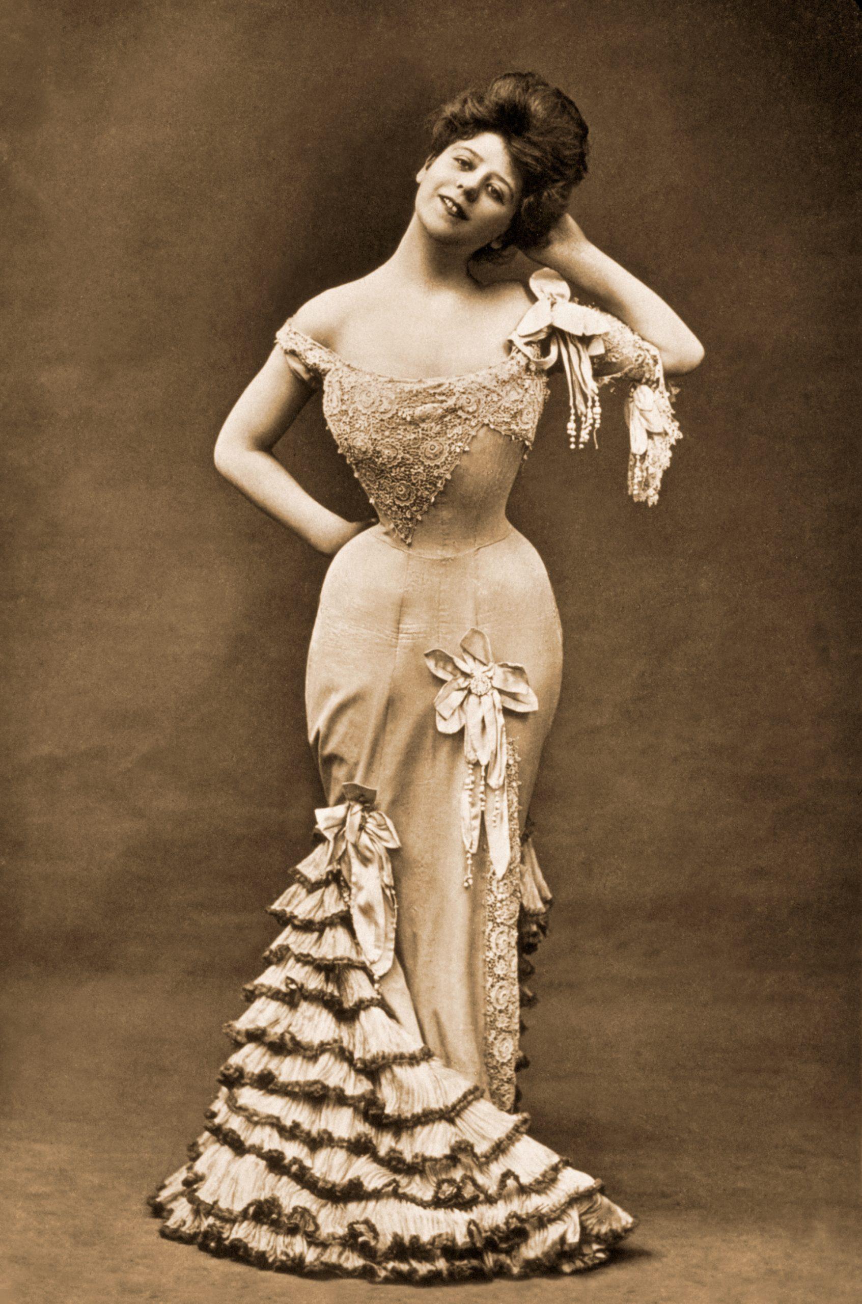 Camille Clifford, 1918, Sursa Shutterstok
