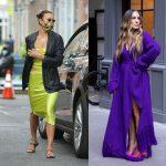 Cele mai bune ținute ale vedetelor de street style din luna octombrie