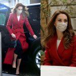 Kate Middleton, într-o nouă ținută ce îi aduce tribut Prințesei Diana
