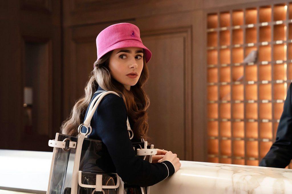 Lily Collins a dezvăluit care este vârsta personajului ei din serialul 'Emily in Paris' (1)