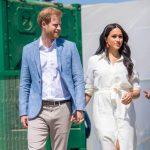 Meghan Markle și Prințul Harry, un nou portret oficial! Ținuta aleasă de Ducesă valorează enorm