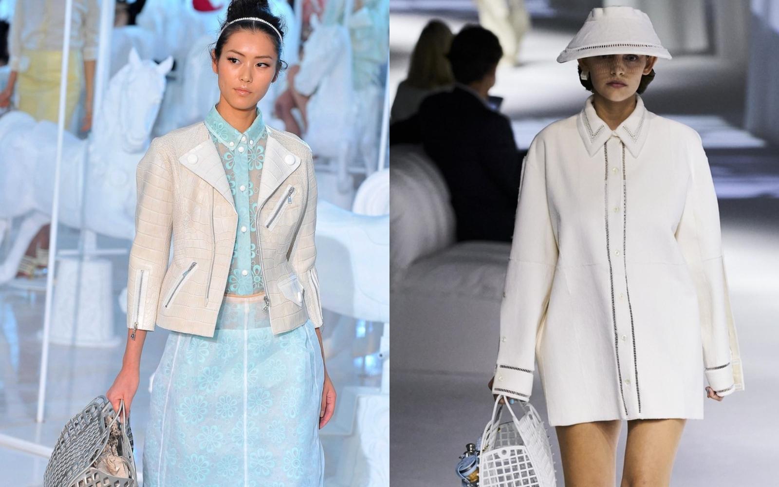Uups! Louis Vuitton vs. Fendi