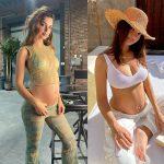 Ce stil vestimentar abordează Emily Ratajkowski de când este însărcinată