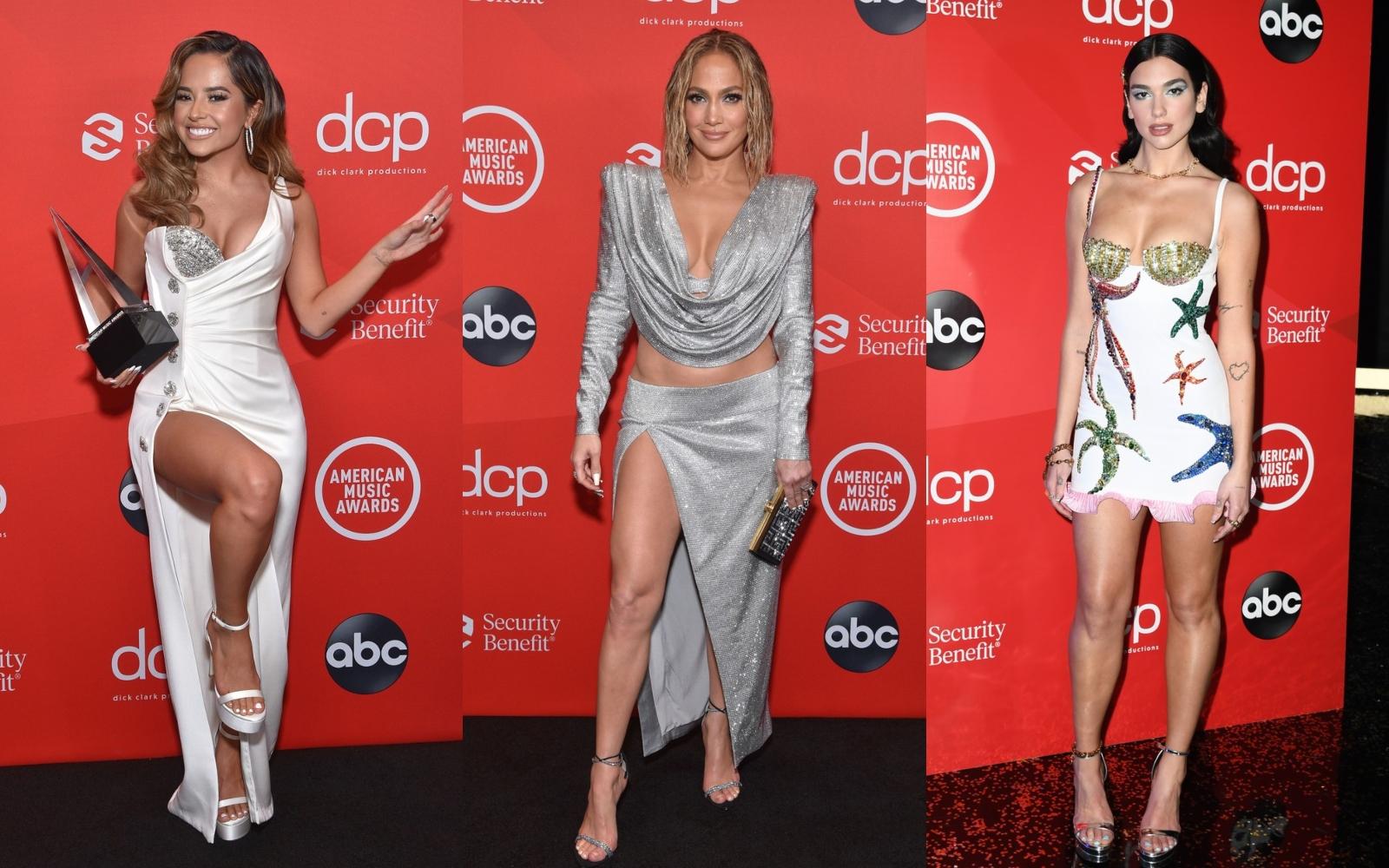 Premiile AMA 2020: ce au purtat celebritățile