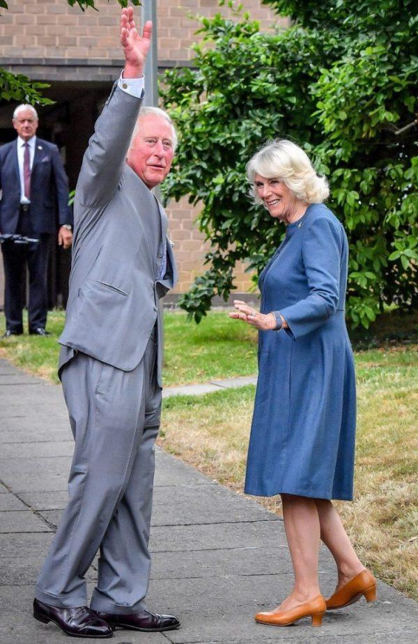 Prințul Charles și Ducesa Camilla, atacați dur de fanii Prințesei Diana! Care este motivul