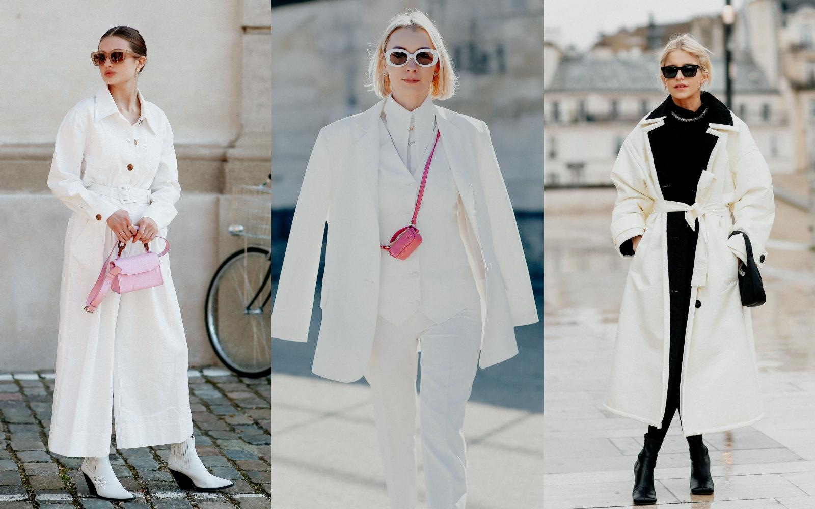 Trend alert pentru iarnă: cum introduci albul în ținutele tale