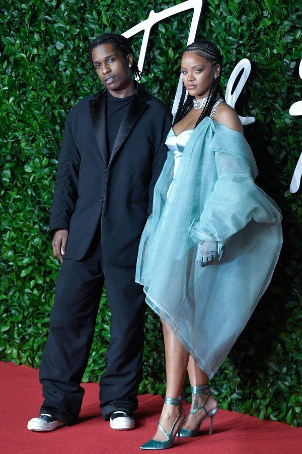 Rihanna și ASAP Rocky, prima apariție după ce s-a aflat că formează un cuplu